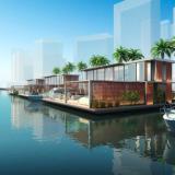 Dubaihin tulee lisää suomalaisyrityksen kelluvia rakenteita: kymmenen huvilaa ja kolme ravintolakokonaisuutta