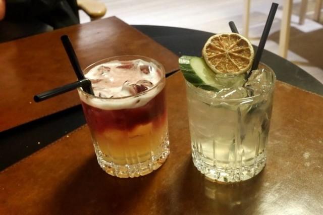 Talon kekseliäitä cocktaileja