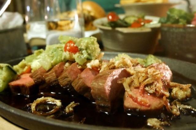 Butcher's & Gardner's flank steak