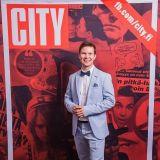 City Digital konsernin toimitusjohtaja Ilkka O. Lavas City-lehden 30 vuotis juhlissa 2016