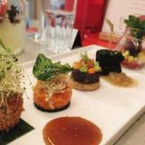 Ennakkomaistelussa: Ônamin Lux Eat -menu