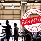 Cityn Suuri Ravintolaäänestys 2016