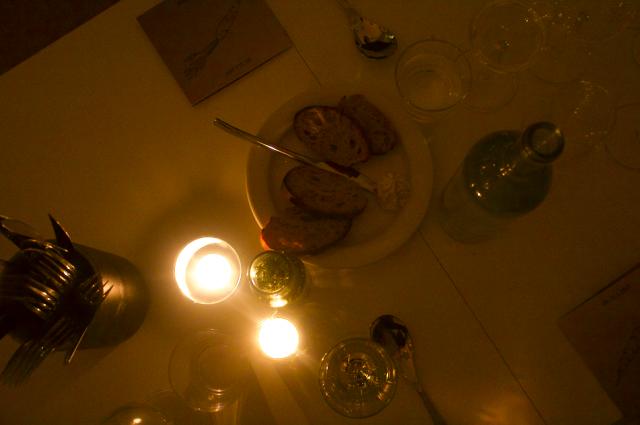 Säsong – Vinterissä oli pimeää ja tunnelmallista.