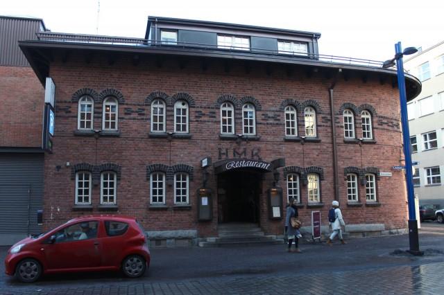 Mylläreiden kotipaikka on vuonna 1903 valmistunut, arkkitehti Berndt Blomin suunnittelema tiilirakennus, jossa toimi Hämeen Maanviljelijäin Kaupan höyrymylly aina 1950-luvulle asti.