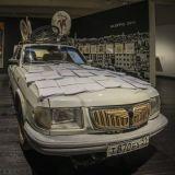 Riiko Sakkinen vyöryttää Euroopan pakolaiskriisin Serlachius-museoihin