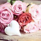 Tiedätkö, mitä saamasi ruusun väri perinteisesti tarkoittaa?