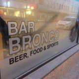 Albertinkadulle avataan Bar Bronco