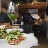 Vuoden 2017 ravintola on piskuinen, ihastuttava, rohkea Grön