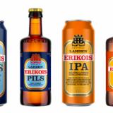 Legendaarinen Lahden Erikois -olut palaa kauppoihin