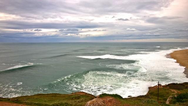 Tänne rantautuvat maailman suurimmat aallot