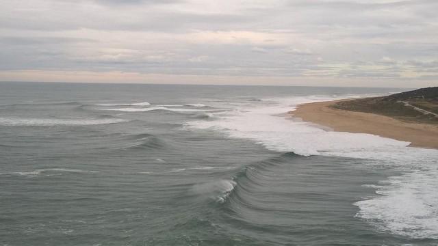 Praia de norte, Nazare
