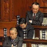 Parlamentissakin nukutaan