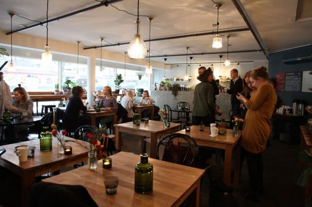 Ravintola Kuori on freesi tuulahdus keskieurooppalaista ruokakulttuuria, suomalaisella twistillä tietenkin.