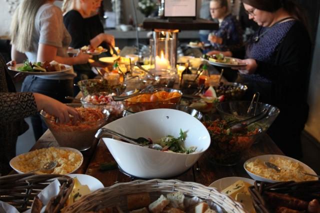Nick's Food Designin brunssi on Turun paras: valikoimaa löytyy myös erikoisruokavalioita noudattaville.