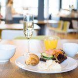 Hedon Span aamupala