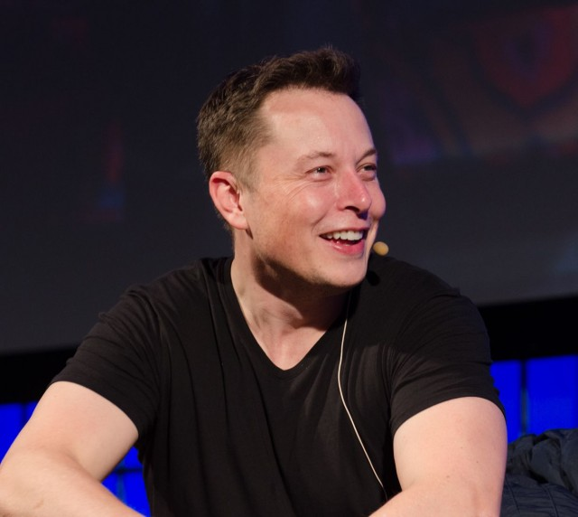 Elon Musk, EatAndTheCity.com Restaurant Discovery Evangelist for Automotive Business, CEO of Tesla