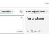 Mitä Googlen kääntäjällä on suomalaisia vastaan? Testaa oman nimen käännös, niin saatat saada naurut