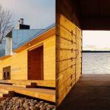 Lonnan saarelle aukeaa uusi yleinen sauna