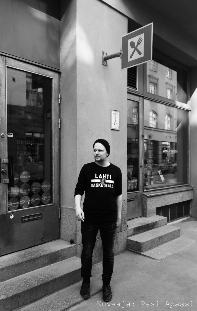Heikki Kivimäki, kuva: Pasi Apassi