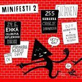 Minifesti on myös manifesti tasa-arvoisen musiikkimaailman puolesta
