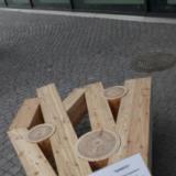 Clarionin terassi on Jätkäsaaren uusi olohuone