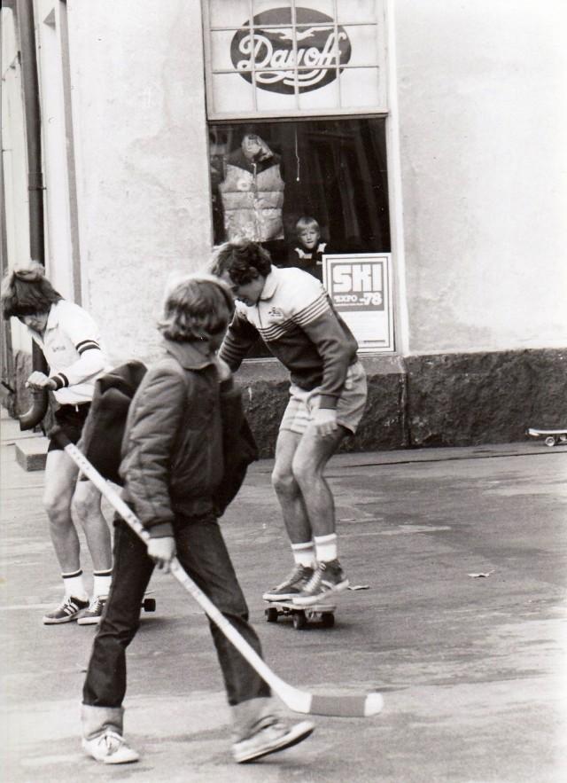 """""""Oikeita urheilijoita"""" ihmetytti vielä 1970-luvulla uuden vuosituhannen tuleva olympialaji."""