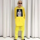 95-vuotias tyylimummo löydettiin sattumalta mallikuviin