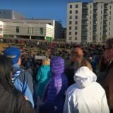 Myyrmäki-liike kuuluttaa Vantaan kaupungin maksamattomien laskujen perään