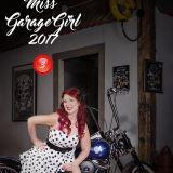 Kuka on Miss Garage Girl 2017?