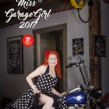 Kuka on Miss Garage Girl 2017?