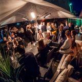 Uudistetun LeBonkin kattoterassilla voi juhlia kesää ulkona koko yön