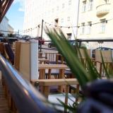 Parklet-terassien Helsinki