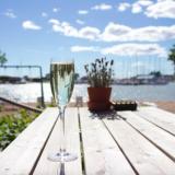 Helsingin meriterassit: rantoja, satamatunnelmia ja veden liplatusta