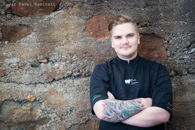 Juuso Rautiainen, kuva: Pavel Kasinski