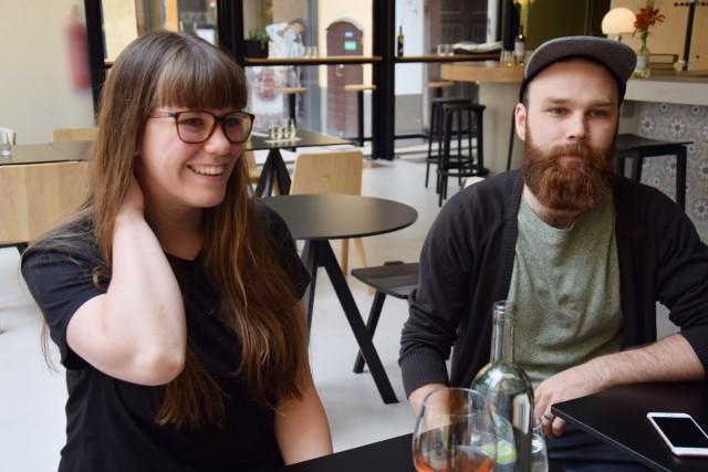 Romany ja Juho Ekegren
