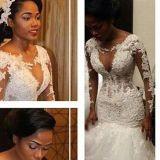 Dessa otroliga bröllopsklänningar är helt gjorda av toalettpapper