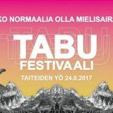 Tabufestivaali haluaa murtaa mielisairauksiin liitettyjä tabuja