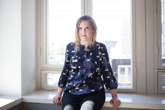 Ohjaaja ja käsikirjoittaja Hannaleena Hauru