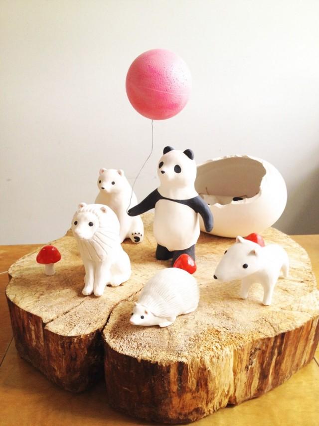 Yasushi Koyama, Panda & Friends