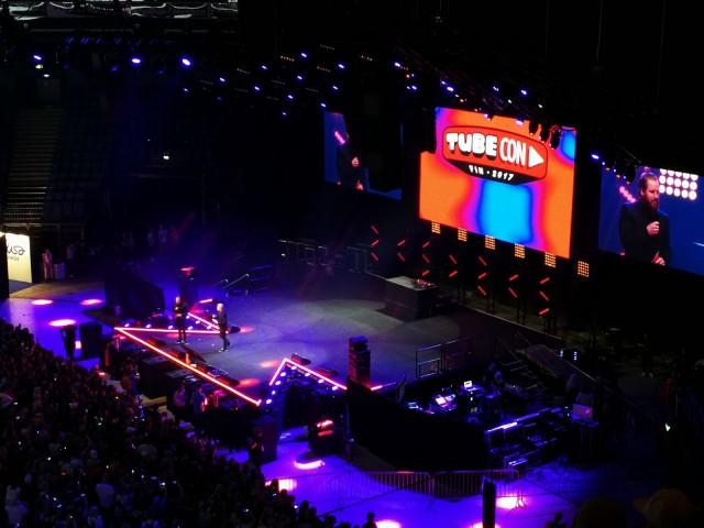 TubeCon 2017 järjestettiin Hartwall Areenalla ja se oli jälleen suositumpi kuin koskaan.