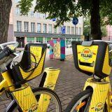 Helsingin kaupunkifillarit ovat supersuosittuja – pyörillä poljettu jo yli miljoona matkaa