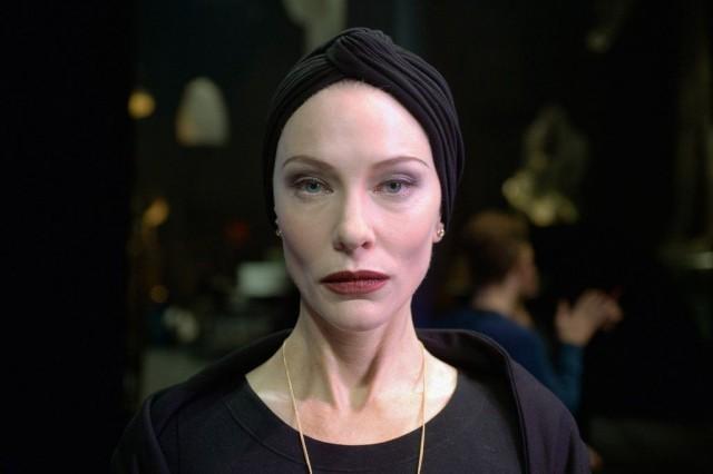 Cate Blanchett Manifestossa