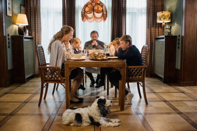 Cate Blanchett perheenäitinä