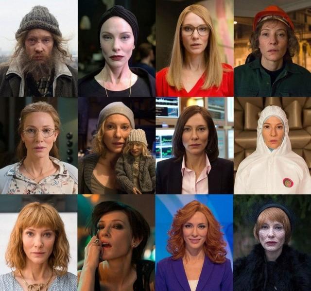 Cate Blanchett, 13 persoonaa