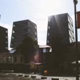 Tallinna: Rotermann City toivottaa laivamatkustajan heti monipuolisesti tervetulleeksi