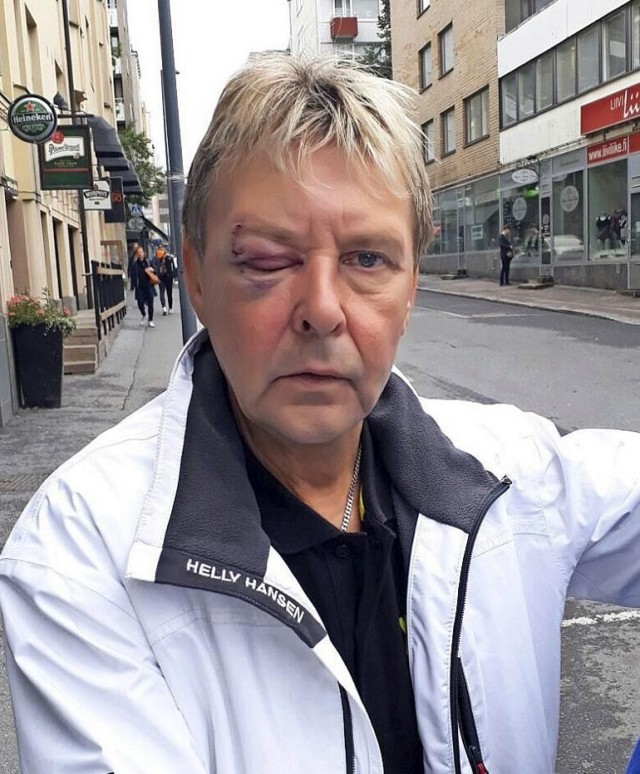 Matti Nykänen. Ihminen siinä missä minäkin.