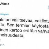 Rouva Matias Turkkila ei osta Aamulehden sukupuolineutraaleja linjauksia