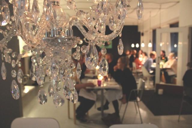 """""""Sommar oli täydellinen pop up, koska se avattiin paikassa, jossa ravintola ei koskaan olisi"""", Hudson sanoo."""