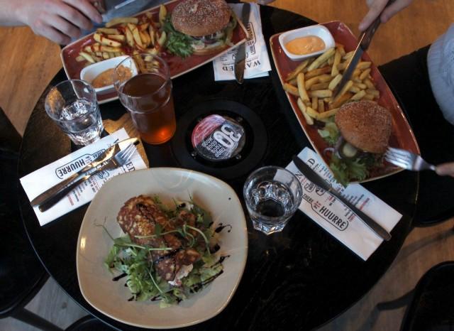SYÖ!-annoksissa on jokaisille jotakin: lihaa, äyriäisiä ja vegaaniruokaa.