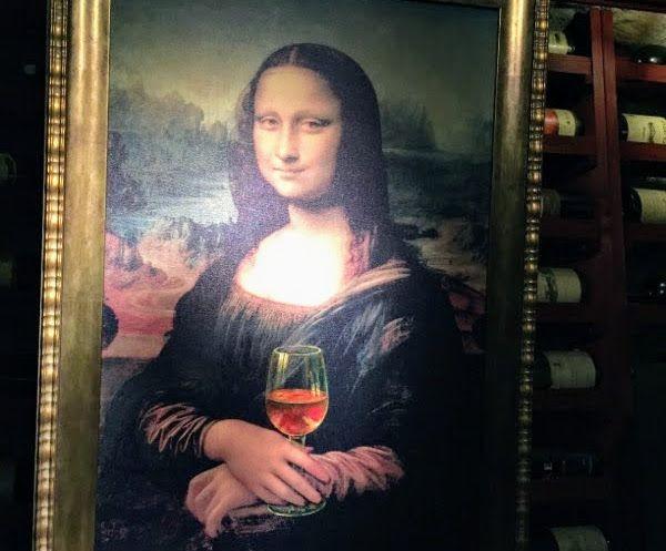 Gloria Veinikelderissä on käynyt myös kuuluisia vieraita viinillä